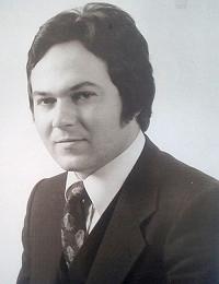 Startfoto vom Firmengründer Udo Jaeckel